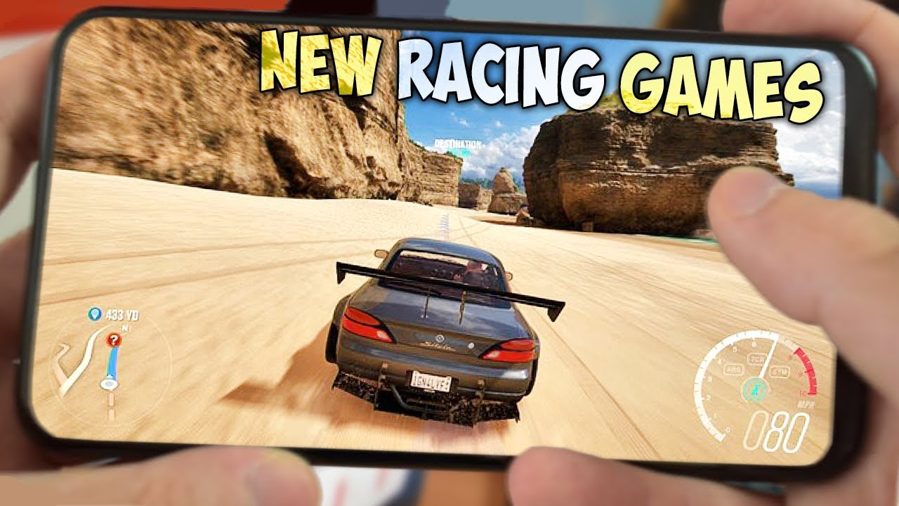Top 10 Best Racing Games On Android Ios In 2019 2020