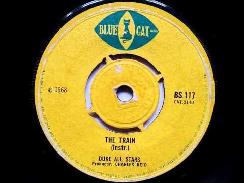 Duke All Stars The Train Instrumental - Blue Cat