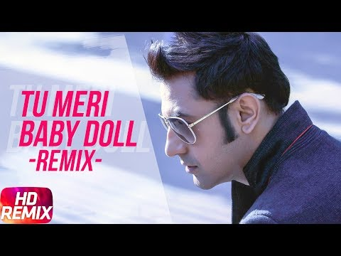 Tu Meri Baby Doll ( Remix ) -  Jatt James Bond - Gippy Grewal Feat Badshah