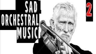 Sad orchestral music  - piano and violin