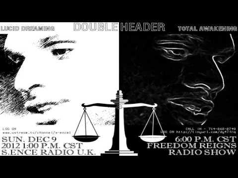 Lucid Dreaming Ascension - Sevan Bomar - S.ence Radio - 12-09-12