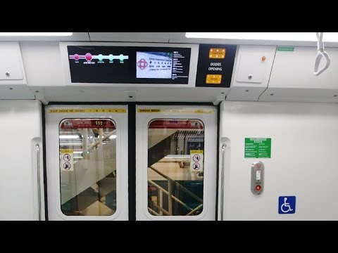 Look out for this new MRT train on the North-South Line