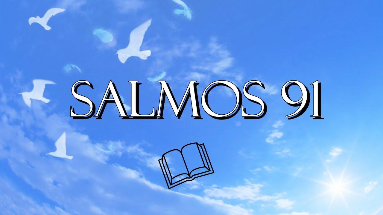 Abençoado Salmos 91 Oração Mensagem Bíblica Apreciando Frases