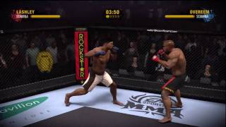 EA Sports MMA Gameplay (HD)