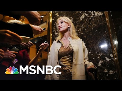 Kellyanne Conway Named To Top White House Position | Morning Joe | MSNBC