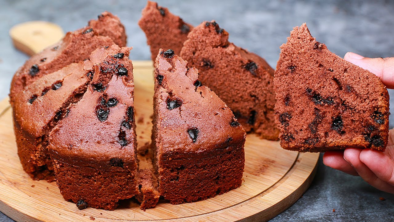 Chocolate Ice Cream Cake | Eggless & Without Oven | Yummy