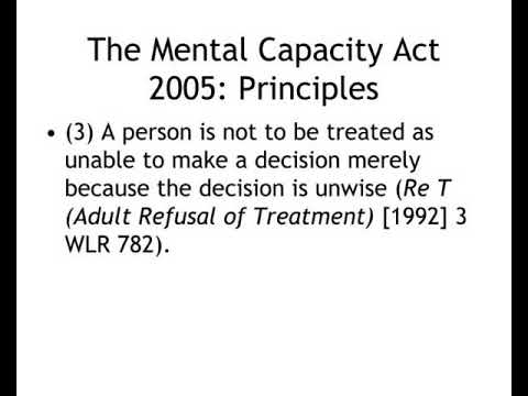 mental capacity act 600 words Background the deprivation of liberty safeguards (dols), introduced into the mental capacity act 2005, were fully implemented on 1 april 2009 in england and wales the government estimated 20 000 assessments for dols at a cost of £600 per assessment aims to estimate the costs likely to be incurred with the implementation of dols in.