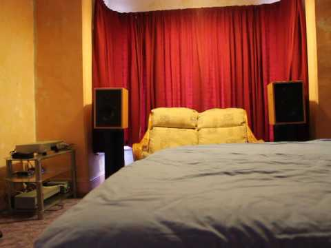 002 DIY speakers 2 way Bedroom System  YouTube