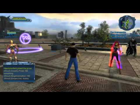 DCUO - The Adventures of Superboy