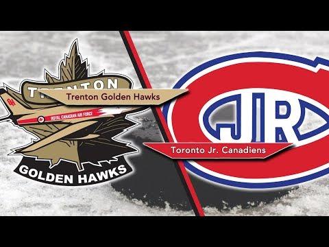 Game In Six - December 16th - Golden Hawks VS Jr. Canadiens