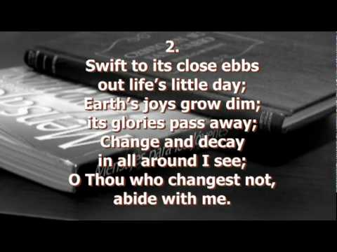 Hymn 50 - Abide With Me - YouTube