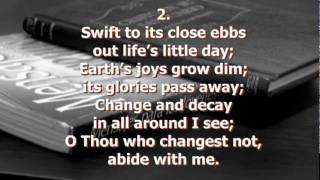 Hymn 50 - Abide With Me