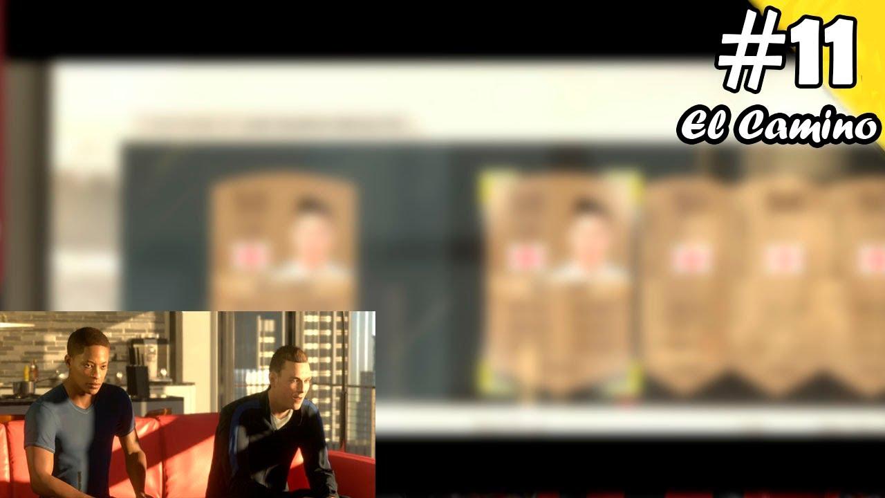 EA SPORTS REVELA LA PRIMERA MEDIA DE ALEX HUNTER EN EL FIFA | EL CAMINO EPISODIO 11