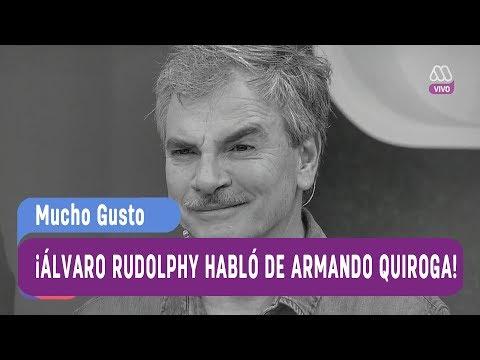 Álvaro Rudolphy habló del futuro de 'Armando Quiroga'