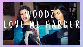 Download lagu WOODZ - LOVE ME HARDER M/V   REACTION