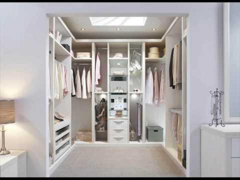 Walk In Wardrobe walk in wardrobe fixtures and fittings design - youtube