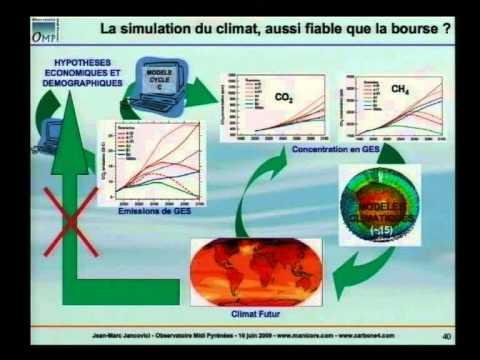 """Jancovici """"Enjeux climatiques et énergétique : que faire face à la contrainte carbone?"""" OMP [SD]"""
