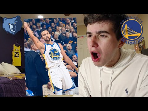 e30325f8dc5 HOW    WARRIORS VS GRIZZLIES REACTION... THEY ARE TOO OVER POWERED ...