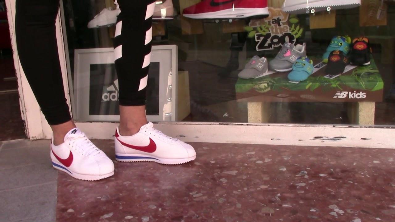 nike cortez mujer zapatillas casual