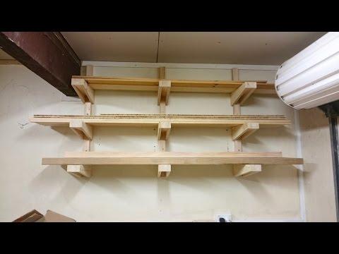 Small Lumber Rack