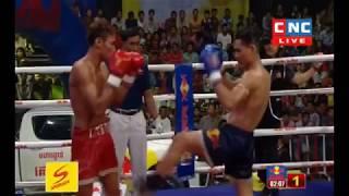 សែម សំណាង Sem Samnang Vs Vietnam TRAN QUOC TUAN , CNC TV Boxing, 26/May/2018