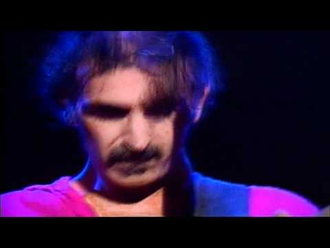 FRANK ZAPPA - whipping post - Live 1984 (HD)