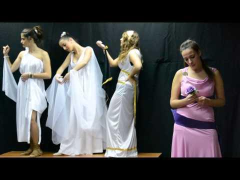 No diré que es amor (Hércules) - Escuela de Teatro de Córdoba