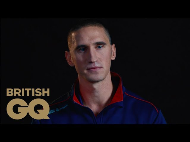 Olympic British rower Lance Tredell's daily routine | Wilkinson Sword | British GQ