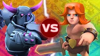 "Clash Of Clans | ""BATTLE OF THE BABES!"" 