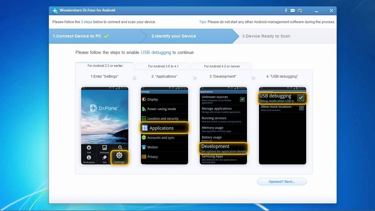 Recover Deleted Files Photos And Videos From Samsung