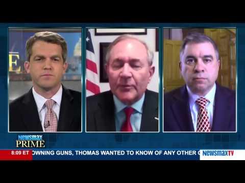 Newsmax Prime | Jim Gilmore and David Bossie on Donald Trump