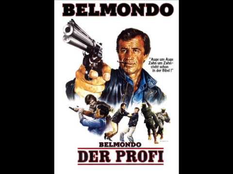Der Profi ( Le Professionnel ) - Soundtrack