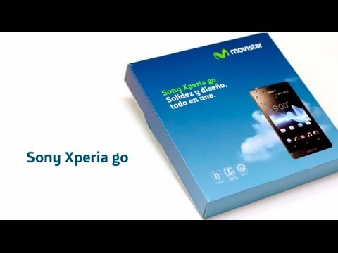 MOVISTAR - Sony Xperia Tipo Review