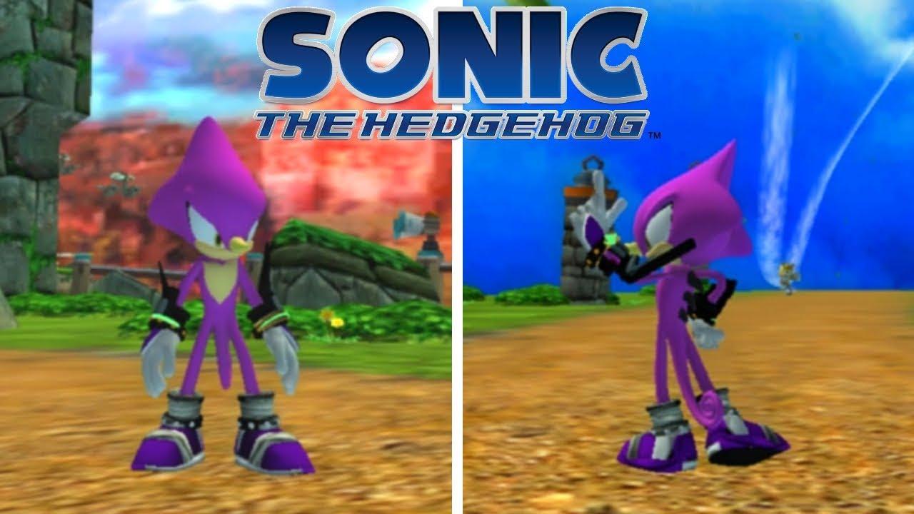 Sonic 06 Espio In Windy Valley Youtube