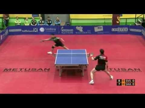 João Monteiro vs Chen Weixing[ECL 2011/2012]