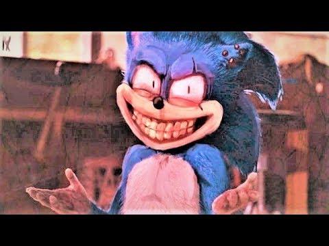 Sonic Movie Memes Compilation Youtube