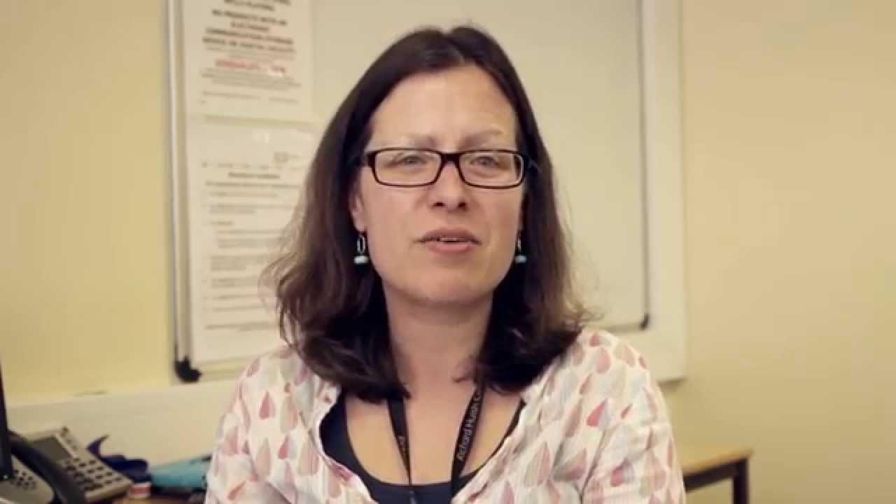 Teacher Gemma Wakefield on BTEC Health & Social Care