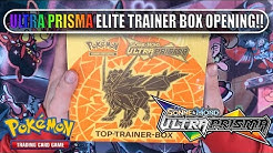 Ultra Prisma ELITE-TRAINER-BOX OPENING!! [Deutsch/German]
