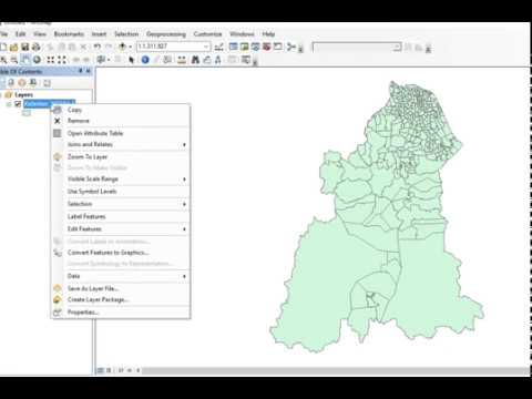 Convert Kertau MRSO to WGS84 Coordinate Reference System Using ArcMap
