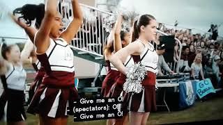 Burden of Truth Cheerleaders
