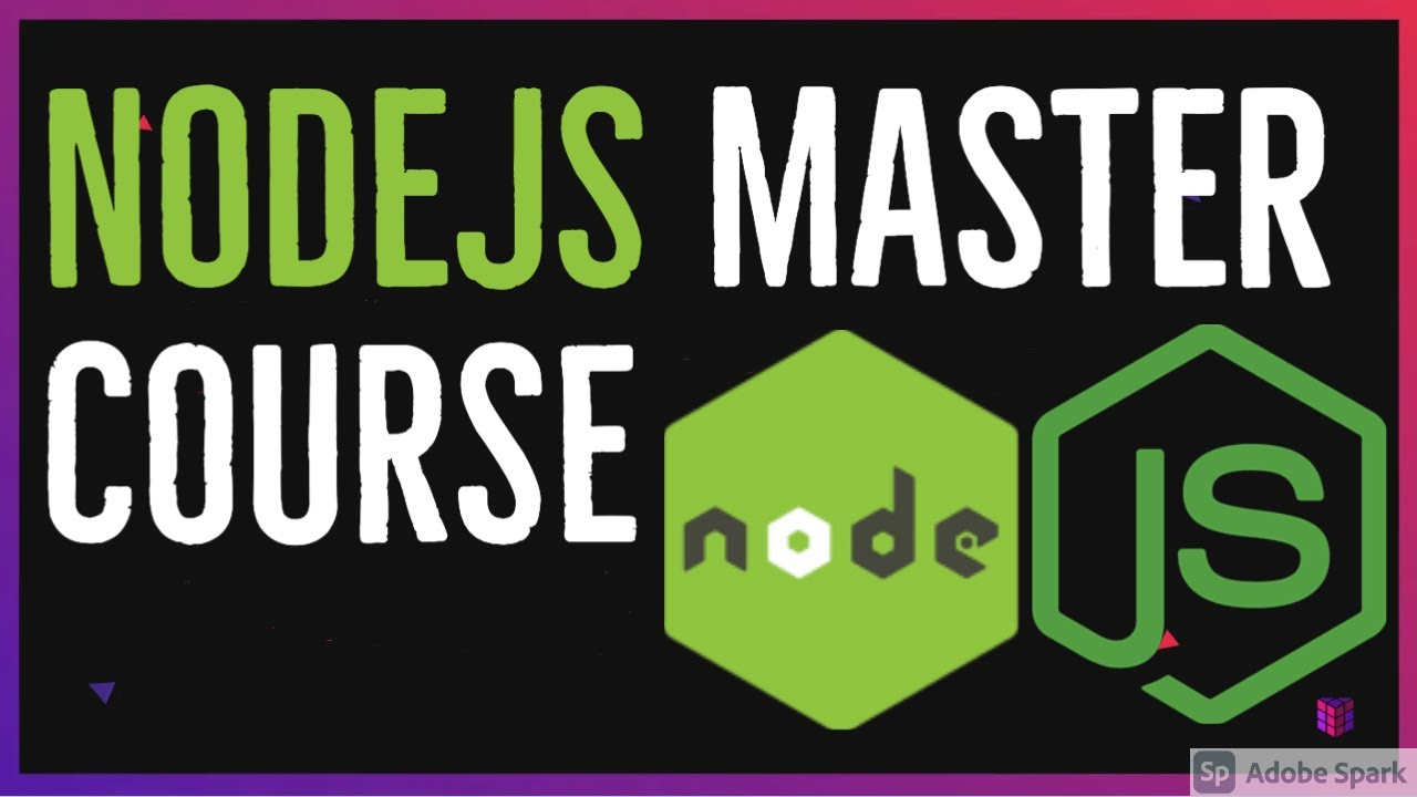 Node JS Master Course All About node JS