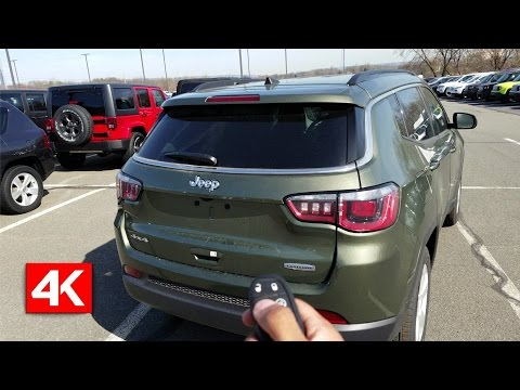 2017 Jeep Compass Latitude - In Depth Walkaround