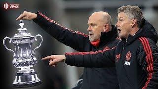 SOLSKJAER'S FA CUP DREAM! Manchester United Fan Phone In
