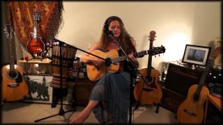 "Kelly McQuillan ~ ""Tongue Tied"" - Acoustic original - live recording session"