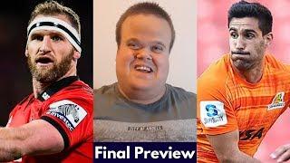 Super Rugby 2019 Final Predictions | Gareth Mason