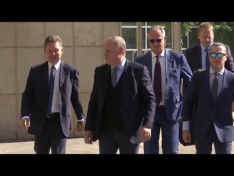 В Брюсселе состоялись консультации по вопросу транзита российского газа через Украину.