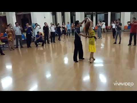 how to teach the waltz