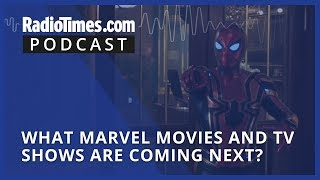 What Marvel movies and TV shows are coming next?
