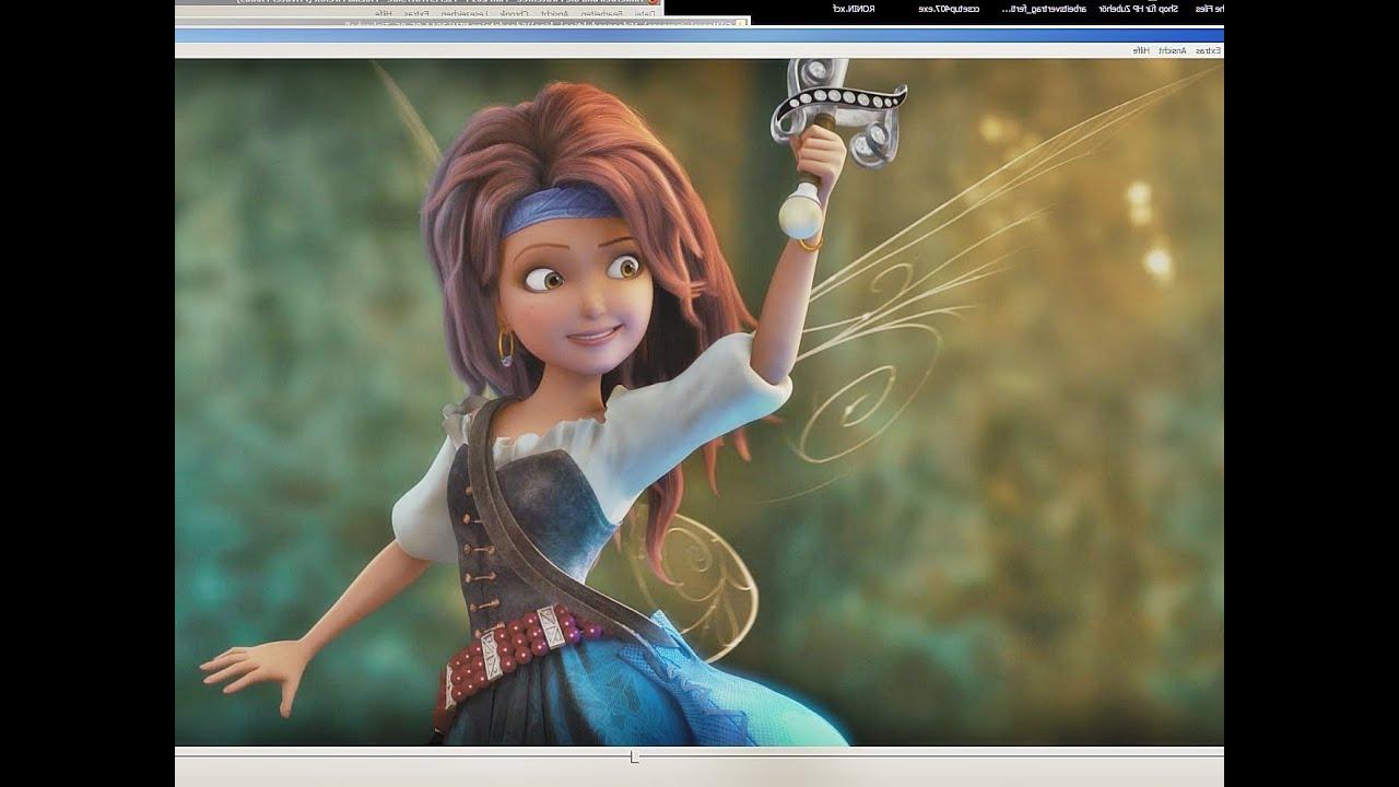 Tinkerbell Und Die Piratenfee Mae Whitman Tom Hiddleston