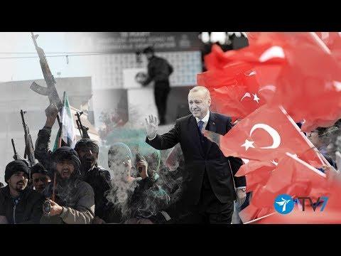 Turkey's challenges in Syria - Jerusalem Studio 315
